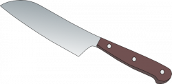 Khife clipart butcher knife