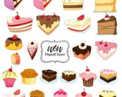 Frosting clipart banner