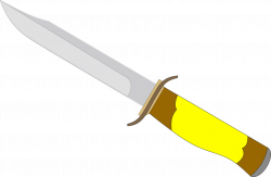 Khife clipart sharp knife
