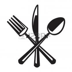 Cutlery clipart spoon fork