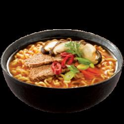 Kimchi clipart hot noodle