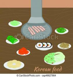 Kimchi clipart noodle