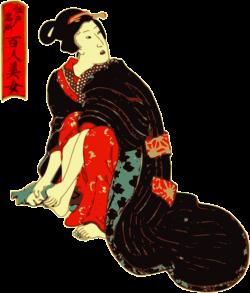 Kimono clipart public domain