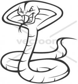 King Cobra clipart