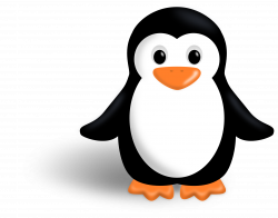 Beak clipart penguin