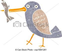 Kingfisher clipart cartoon