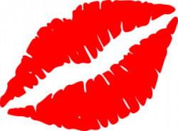 Kisses clipart