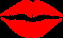 Kiss clipart