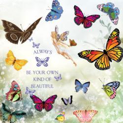Inspiring clipart butterfly