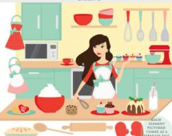 Kitchen clipart cooking contest