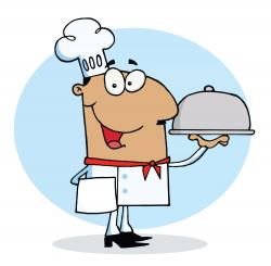 Chicken Soup clipart chef cooking