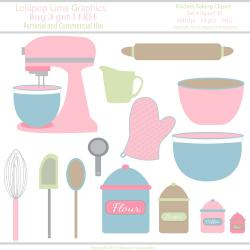 Baking clipart cooking utensil