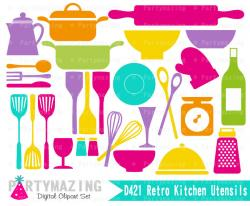 Kitchen clipart cooking equipment