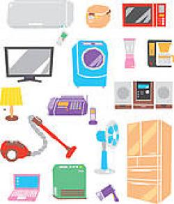 Kitchen clipart electrical appliance