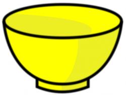 Porridge clipart baking bowl
