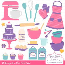 Baking clipart stand mixer