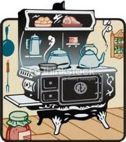 The Kitchen clipart recipe