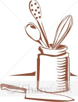 Cutlery clipart cooking utensil