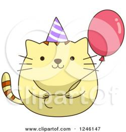 KITTENS clipart birthday