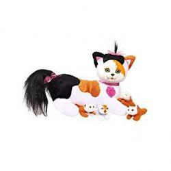 Calico Cat clipart cat toy