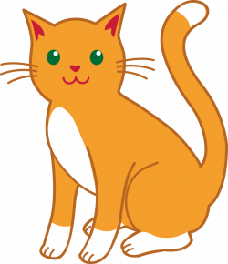 Animl clipart cat