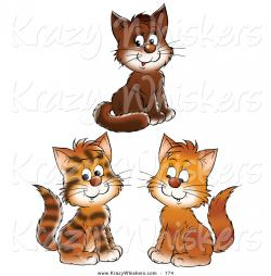 KITTENS clipart free kitten