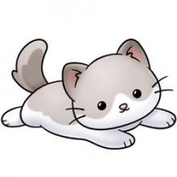 KITTENS clipart ragdoll cat