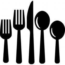 Cutlery clipart icon