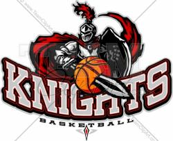 Knight clipart basketball