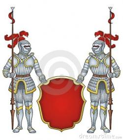 Knight clipart castle guard