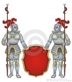 Knight clipart castle guard