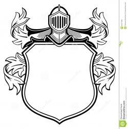 Knight clipart heraldic