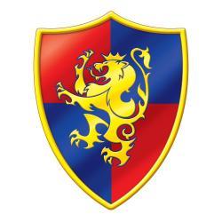 Medieval clipart emblem