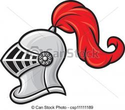 Knight clipart simple