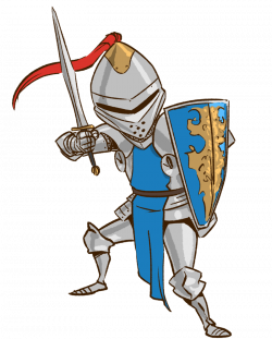 Knight clipart world history