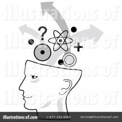 Illustration clipart lack knowledge