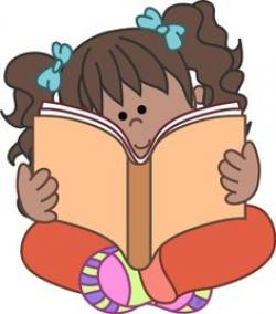 Knowledge clipart cute book