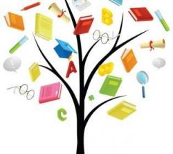 Knowledge clipart libro