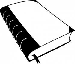 Knowledge clipart old book