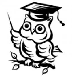 Knowledge clipart owl