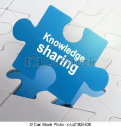 Puzzle clipart share knowledge