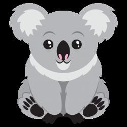 Koala Bear clipart