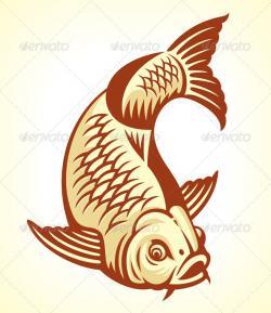 Koi clipart ikan