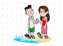 K.o.p.e.l. clipart beach