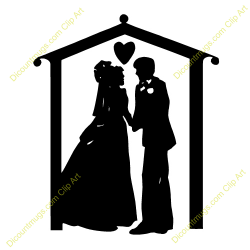 Kopel clipart church wedding