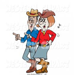Western clipart country western