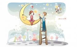 Kopel clipart cute love couple