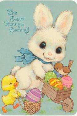 K.o.p.e.l. clipart easter bunny
