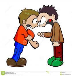 Fight clipart argument