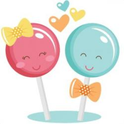 Drawn lollipop cute